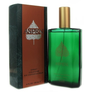 Coty Aspen Men's 4-ounce Cologne Spray