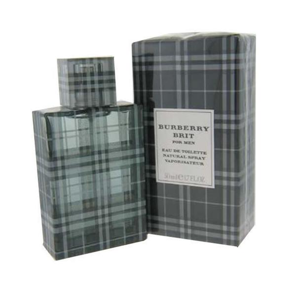 Burberry Brit Men's 1.7-ounce Eau de Toilette Spray
