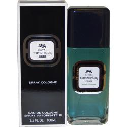 Royal Copenhagen Men's 3.3-ounce Cologne Spray