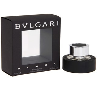 Bvlgari Black Unisex 2.5-ounce Eau de Toilette Spray