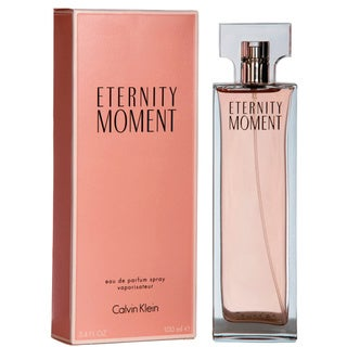 Calvin Klein Eternity Moment Women's 3.4-ounce Parfum Spray