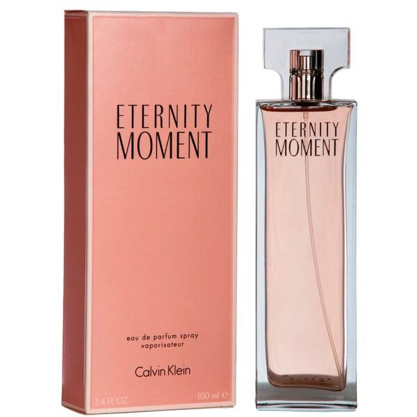Calvin Klein Eternity Moment Women's 3.4-ounce Parfum Spray