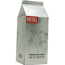 Diesel Plus Plus by Diesel Men's 2.5-ounce Eau de Toilette Spray