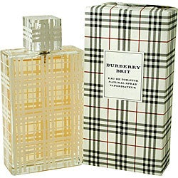 Burberry 'Brit' Women's 3.4-ounce Eau de Toilette Spray