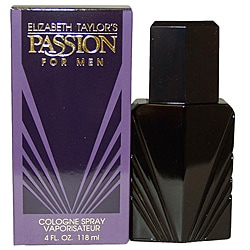 Elizabeth Taylor Passion Men's 4-ounce Cologne Spray