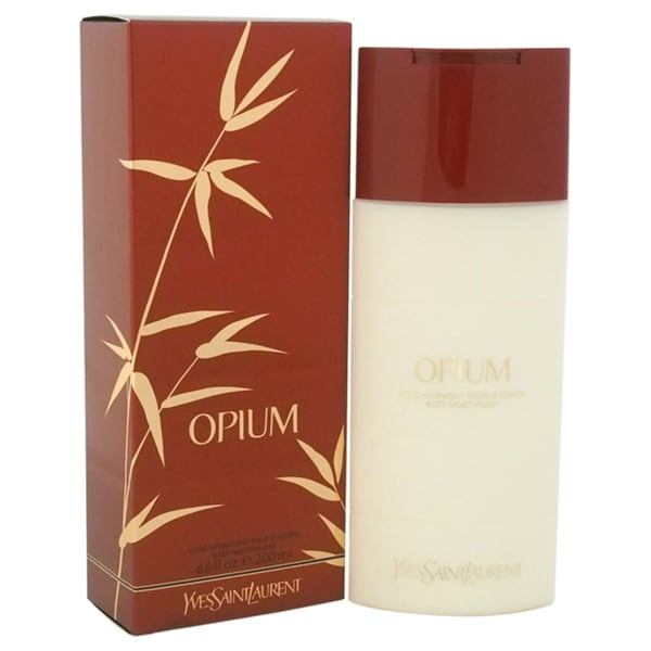 Yves Saint Laurent Women's Opium 6.7-ounce Body Lotion