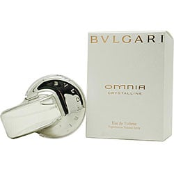 Bvlgari Omnia Crystalline Women's 1.3-ounce Eau de Toilette Spray