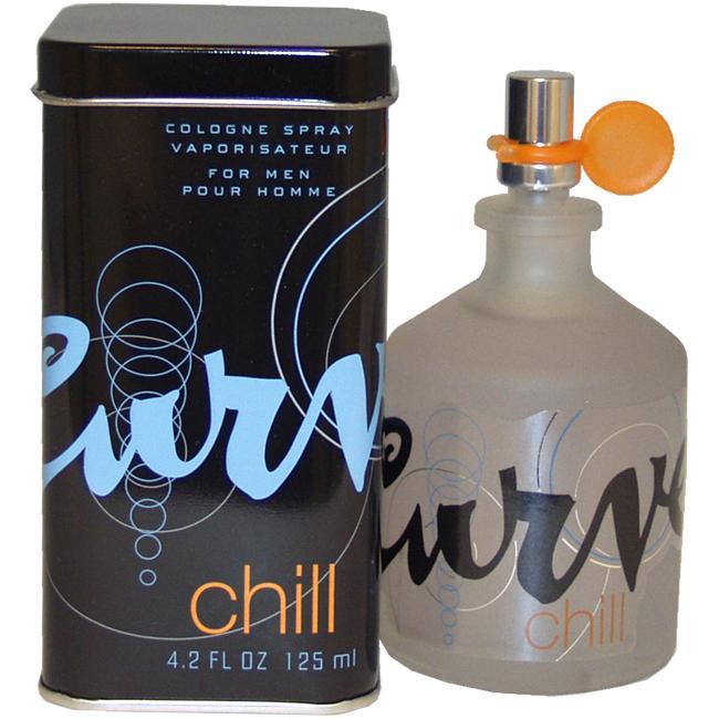 Liz Claiborne Curve Chill Men's 4.2-ounce Cologne Spray