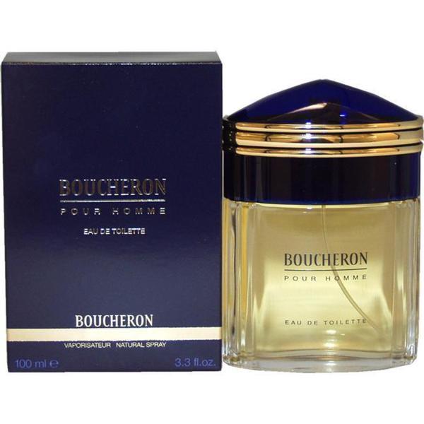 Boucheron Pour Homme Men's 3.3-ounce Eau de Toilette Spray