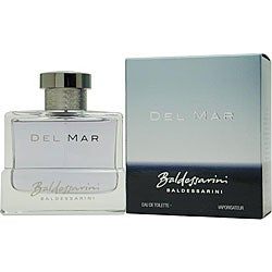 Baldessarini Del Mar by Hugo Boss Men's 3-ounce Eau de Toilette Spray