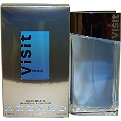 Azzaro 'Azzaro Visit' Men's 3.4-ounce Eau de Toilette Spray