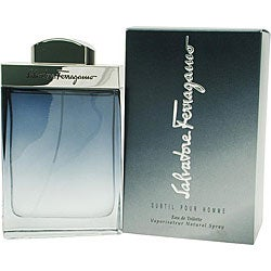 Salvatore Ferragamo 'Subtil' Men's 3.4-ounce Eau de Toilette Spray