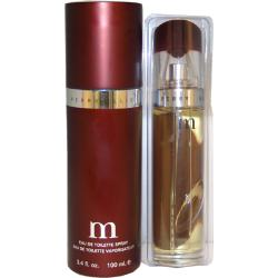 Perry Ellis 'M' Men's 3.4-ounce Eau de Toilette Spray