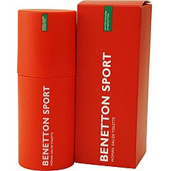 Benetton Sport Women's 3.3-ounce Eau de Toilette Spray