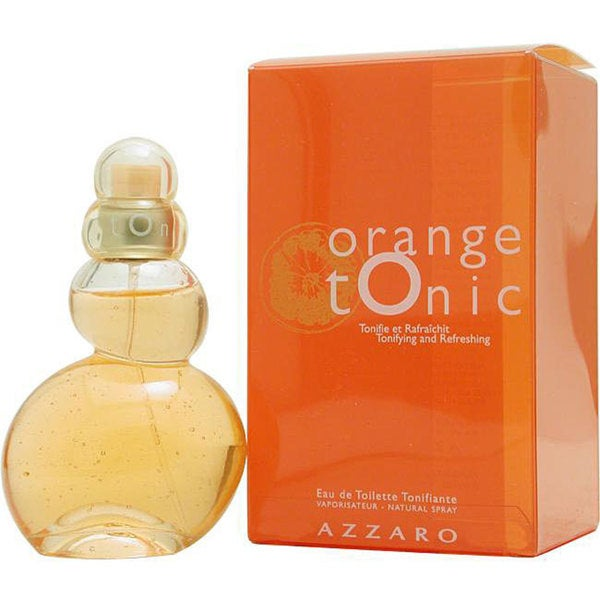 Azzaro Orange Tonic Women's 3.4-ounce Eau de Toilette Spray