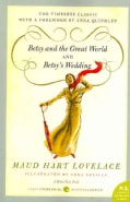 Betsy and the Great World and Betsy's Wedding (Paperback)