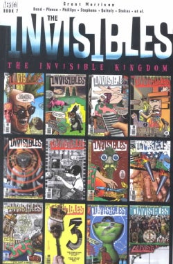 The Invisibles: The Invisible Kingdom (Paperback)