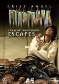 Criss Angel Mindfreak: The Most Dangerous Escapes (DVD)