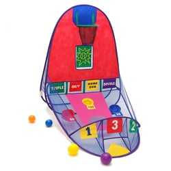 Pop-up 3-in-1 Sport Game Set