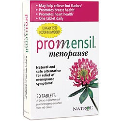 Natrol 30-tablet Promensil (Pack of 2)