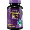 Natrol 500 mg Yohimbe Bark Pills (Pack of 4 135-count Bottles)