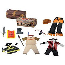 Hero Adventure Dress Up Trunk Play Set