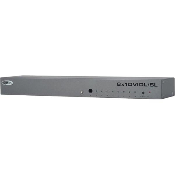 Gefen 8x1 Single Link/Dual Link DVI Switcher