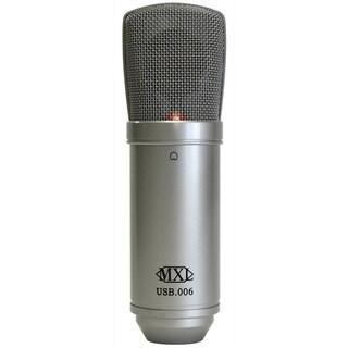 MXL MXLUSB006 USB.006 Condenser Microphone Gray