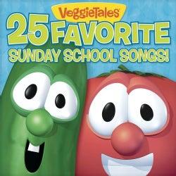 Veggie Tales - 25 Favorite Sunday School Songs