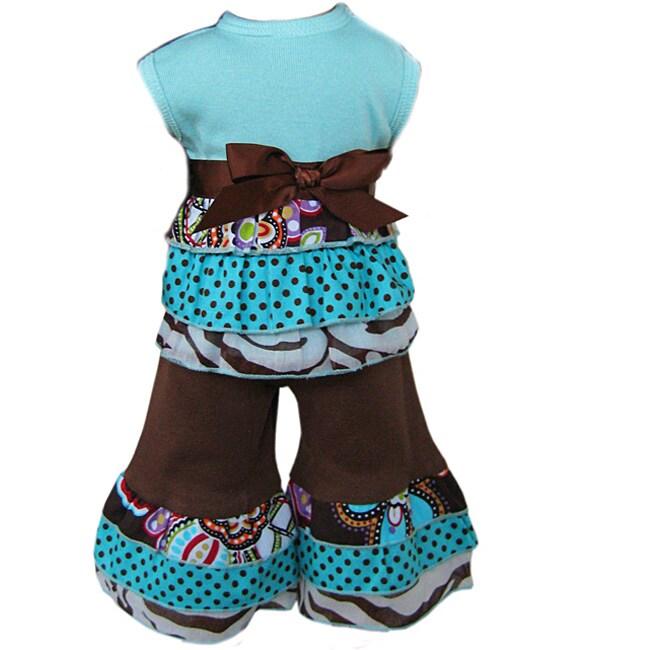 AnnLoren Safari Outfit for American Girl Doll