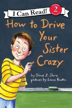 How to Drive Your Sister Crazy (Paperback)