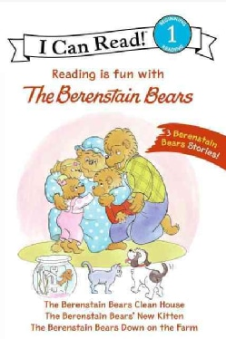 The Berenstain Bears I Can Read Collection: The Berenstain Bears Clean House / the Berenstain Bears' New Kitten /... (Paperback)