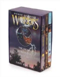 Warriors: Power of Three: The Sight / Dark River / Outcast (Paperback)