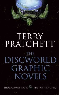 The Discworld Graphic Novels: The Colour of Magic & the Light Fantastic (Paperback)