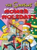 The Simpsons: Homer for the Holidays (Paperback)