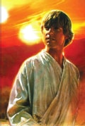 A New Hope: The Life of Luke Skywalker (Hardcover)