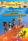 Thea Stilton and the Mountain of Fire (Paperback)