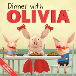 Dinner With Olivia (Paperback)