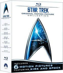 Star Trek: Original Motion Picture Collection (Blu-ray Disc)