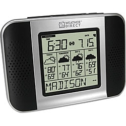 La Crosse Technology Weather Direct WA-1240U  4-day Talking Forecaster