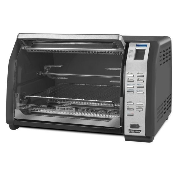 Black & Decker Convection Toaster Oven - 11934779 - Overstock.com ...
