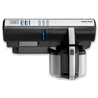Black & Decker Spacemaker Thermal Coffee Maker