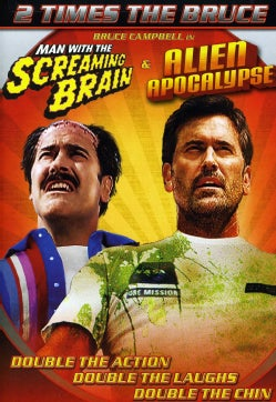Bruce Campbell E Pack (DVD)