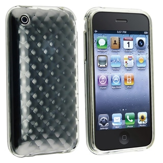 Patterned Rubber Case for Apple iPhone