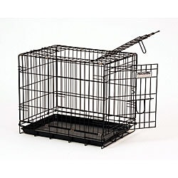 Precision Pet Black Great Crate 1000