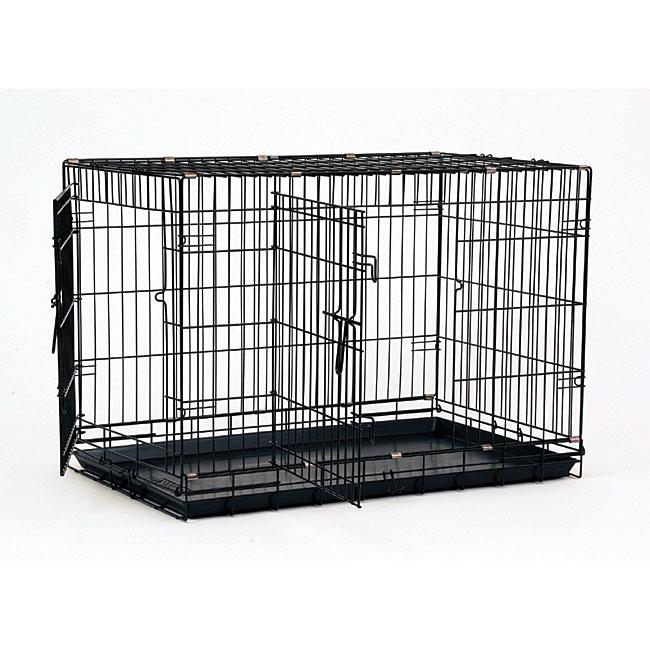 Precision Pet Black Great Crate 3000