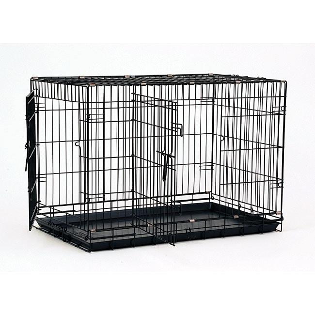 Precision Pet Black Great Crate 4000