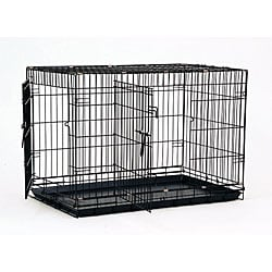 Precision Pet Black Great Crate 4000