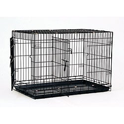 Precision Pet Black Great Crate 6000