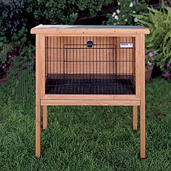 Precision Pet Medium Rabbit Shack